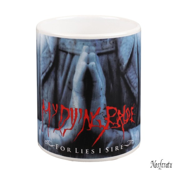 hrnek My Dying Bride - For Lies I Sire - ROCK OFF