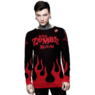 svetr unisex KILLSTAR - Rob Zombie - Six Feet Under - BLACK - KSRA000706