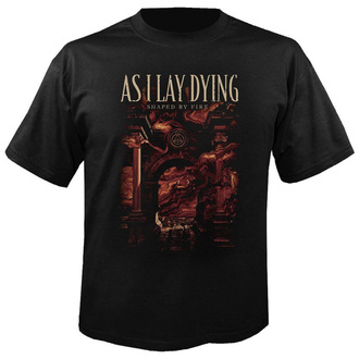 tričko pánské AS I LAY DYING - Shaped by fire - NUCLEAR BLAST - 28844_TS