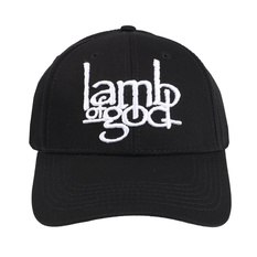 kšiltovka Lamb Of God - Logo - ROCK OFF, ROCK OFF, Lamb of God