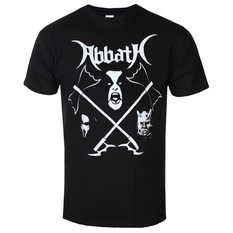 tričko pánské Abbath - Band Axes - Black - KINGS ROAD, KINGS ROAD, Abbath