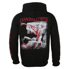mikina pánská CANNIBAL CORPSE - TOMB OF THE MUTILATED, PLASTIC HEAD, Cannibal Corpse
