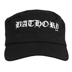 kšiltovka BATHORY - LOGO - PLASTIC HEAD, PLASTIC HEAD, Bathory