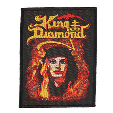 nášivka King Diamond - Fatal Portrait - RAZAMATAZ, RAZAMATAZ, King Diamond