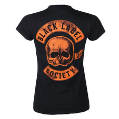 tričko dámské BLACK LABEL SOCIETY - HARDCORE HELLRIDE - PLASTC HEAD, PLASTIC HEAD, Black Label Society