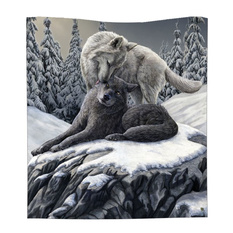 deka Snow Kisses Throw, NNM