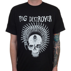tričko pánské Pig Destroyer - Prescott - Black - INDIEMERCH, INDIEMERCH, Pig Destroyer