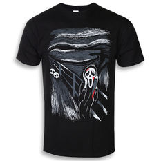 tričko pánské GRIMM DESIGNS - THE SCREAM, GRIMM DESIGNS