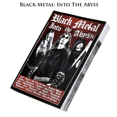 kniha Black Metal: Into The Abyss (signed), CULT NEVER DIE