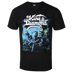 tričko pánské KING DIAMOND - ABIGAIL - PLASTIC HEAD, PLASTIC HEAD, King Diamond