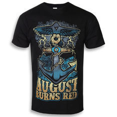 tričko pánské August Burns Red - Dove Anchor - ROCK OFF, ROCK OFF, August Burns Red