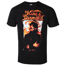 tričko pánské KING DIAMOND - IN HELL - PLASTIC HEAD, PLASTIC HEAD, King Diamond